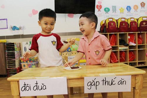Giáo dục đầu đời: Học lý thú, chơi có ích - 3