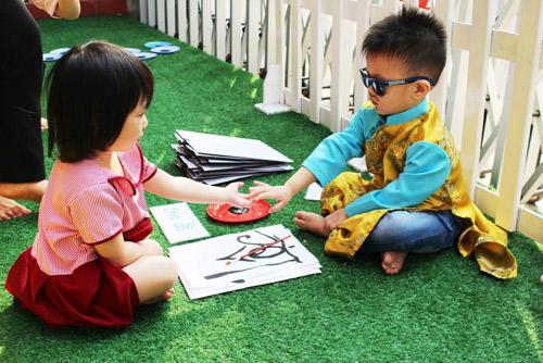 Giáo dục đầu đời: Học lý thú, chơi có ích - 2