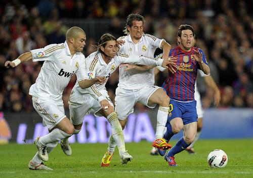 """Ancelotti và kế hoạch """"bắt chết"""" Messi - 2"""
