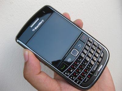Blackberry 9650 giá 1.300.000 triệu đồng hút khách - 2