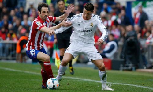 Bốc thăm tứ kết C1: Nóng bỏng derby Madrid, Barca đụng PSG - 2