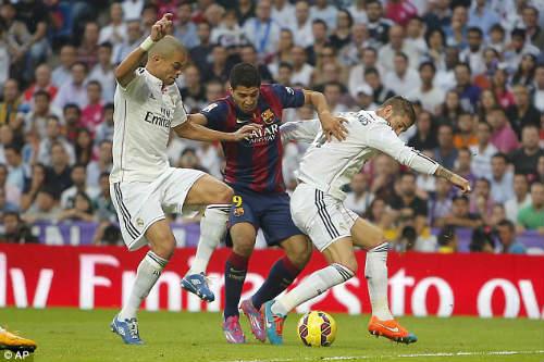 """Derby Tây Ban Nha """"hơn đứt"""" Derby nước Anh - 2"""