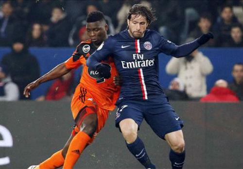 PSG - Lorient: Dấu ấn Ibra - 1