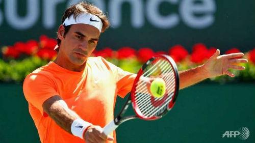 Federer - Berdych: Diễn biến không tưởng (TK Indian Wells) - 1