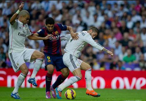 Suarez & El Clasico: Thời khắc của sự thật - 1