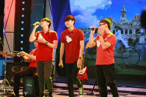 NS Lê Quang xúc động khi nghe giới trẻ hát về Sài Gòn - 3