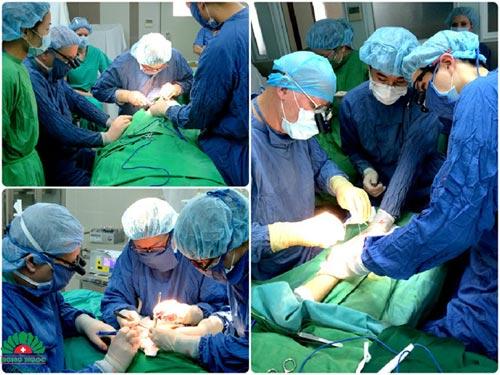 BV Hồng Ngọc phẫu thuật từ thiện thành công cho 26 trẻ dị tật - 4