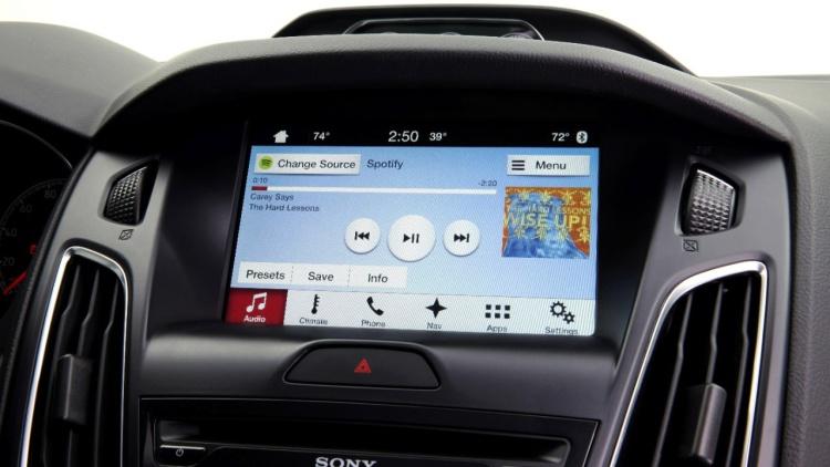 Ford lạnh nhạt với Microsoft vì BlackBerry - 2