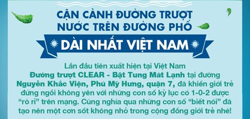 Zoom cận cảnh đường trượt nước trên đường phố dài nhất Việt Nam - 2