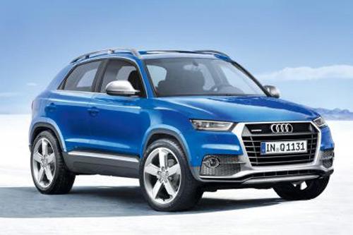 Audi tái khẳng định sẽ phát triển Audi Q1 và Q8 - 1