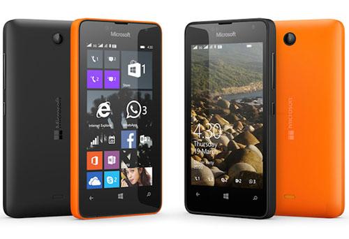 Ra mắt Lumia 430 hai SIM giá chỉ 1,5 triệu đồng - 4
