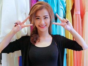 Đông Nhi háo hức làm thiếu nữ Nhật tại The Remix