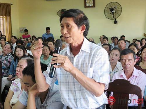 """Đà Nẵng: Dân """"thách"""" lãnh đạo để dân giơ tay biểu quyết! - 2"""