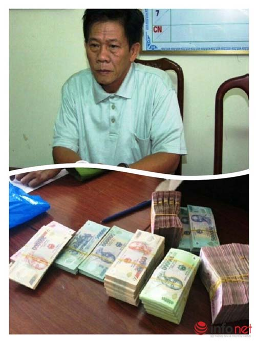 """Truy nã Trung tướng """"rởm"""" lừa đảo hơn 7 tỷ đồng - 1"""