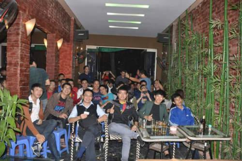 """Fan Barca Hà Nội sẵn sàng """"đốt cháy"""" Siêu kinh điển - 5"""