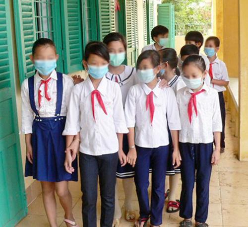 Nhóm học sinh ở Lâm Đồng nhiễm cúm A/H1N1 - 1