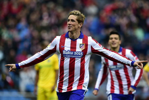 Atletico – Getafe: Lần đầu của Torres - 1