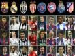 """Champions League: """"Tam tấu"""" nào xuất sắc nhất?"""