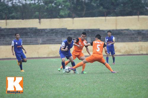 Chung kết giải U19 QG: Đội bóng nhà bầu Hiển mất Cup - 1