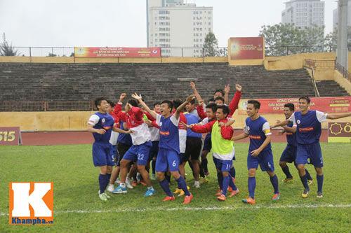 Chung kết giải U19 QG: Đội bóng nhà bầu Hiển mất Cup - 3