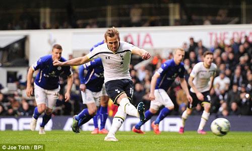 Tottenham - Leicester: Đại tiệc 7 bàn thắng - 1