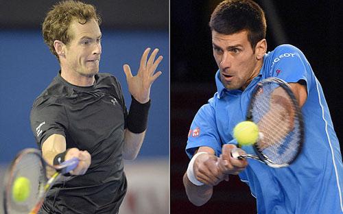 Djokovic - Murray: Thêm một lần đau (BK Indian Wells) 1