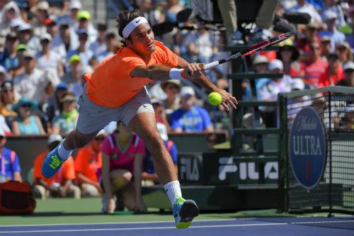 Raonic - Federer: Bản lĩnh thượng thừa (BK Indian Wells) - 1