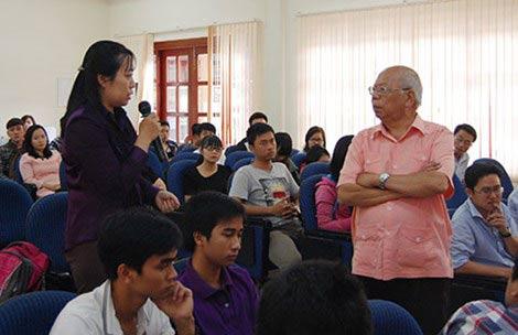 Giấc mơ Việt của một giáo sư - 1