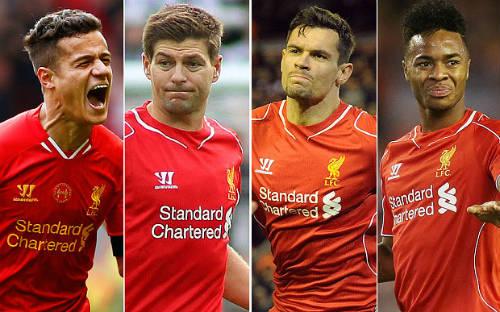 Liverpool - MU: Danh dự và Top 4 - 1