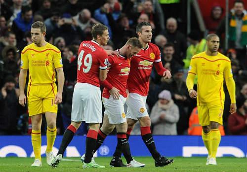 Liverpool - MU: Danh dự và Top 4 - 2