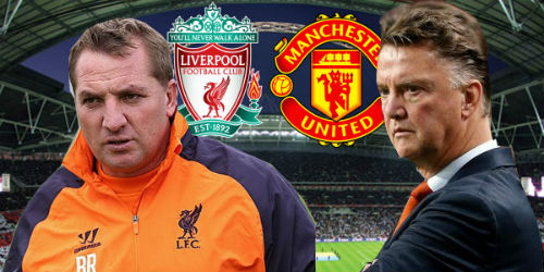 "Liverpool - MU: Rodgers muốn ""dạy"" Van Gaal - 1"