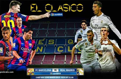 """Barca – Real: Được làm """"Vua"""", thua """"về nhì"""" - 1"""