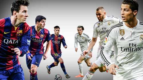 """Barca – Real: Được làm """"Vua"""", thua """"về nhì"""" - 2"""