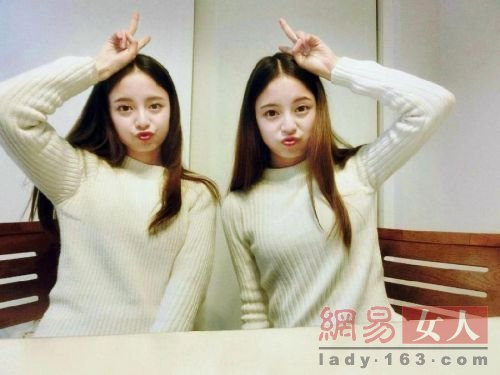 Chị em sinh đôi vừa đẹp vừa giỏi gây sốt ở Trung Quốc - 2