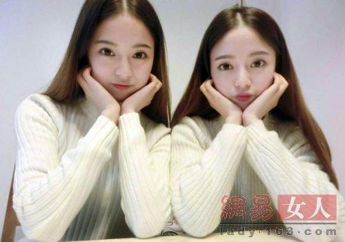Chị em sinh đôi vừa đẹp vừa giỏi gây sốt ở Trung Quốc - 3