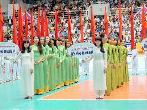 Chủ nhà VTV Bình Điền vượt trở ngại đầu tiên - 2