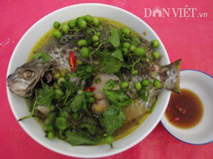 Tuyệt ngon món cá nâu kho trái giác ở Cà Mau - 2