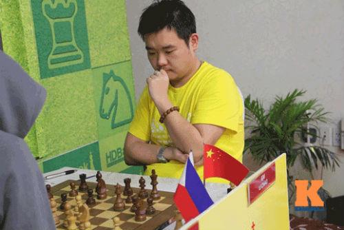 """Cờ vua: Quang Liêm """"vỡ òa"""" khi lên ngôi kịch tính - 4"""