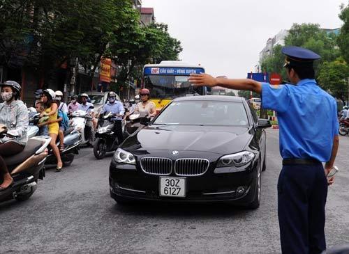 HN: Phố nào bị cấm xe trong thời gian diễn ra IPU 132? - 1