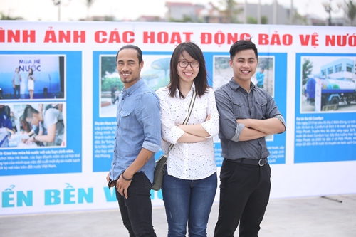 Phạm Anh Khoa kêu gọi mọi người tiết kiệm nước - 3