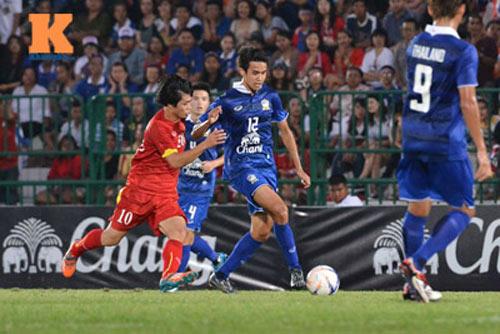 U23 Thái Lan - U23 VN: Bài học đắt giá - 1