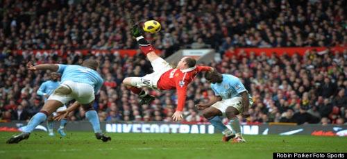 """Mata tái hiện """"siêu phẩm"""" của Rooney - 2"""
