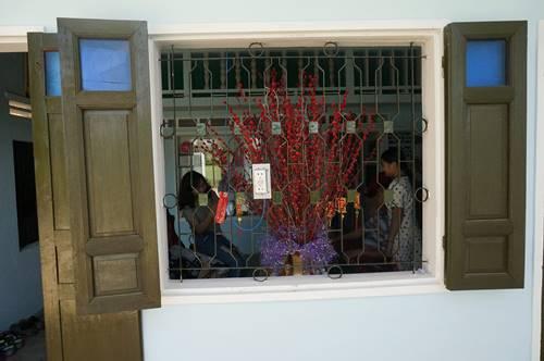 Cận cảnh nhà mới sơn sửa ở quê của Thiện Nhân - 5