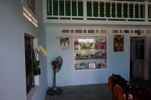 Cận cảnh nhà mới sơn sửa ở quê của Thiện Nhân - 6