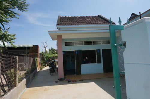 Cận cảnh nhà mới sơn sửa ở quê của Thiện Nhân - 3