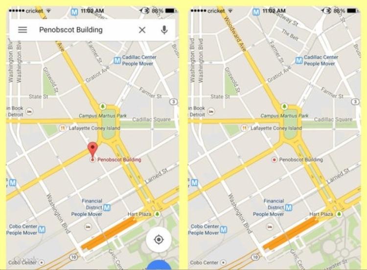 Cách dùng 4 tính năng mới của Google Maps trên IOS - 2