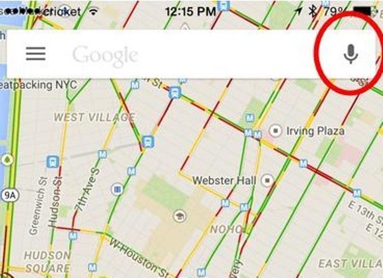 Cách dùng 4 tính năng mới của Google Maps trên IOS - 1