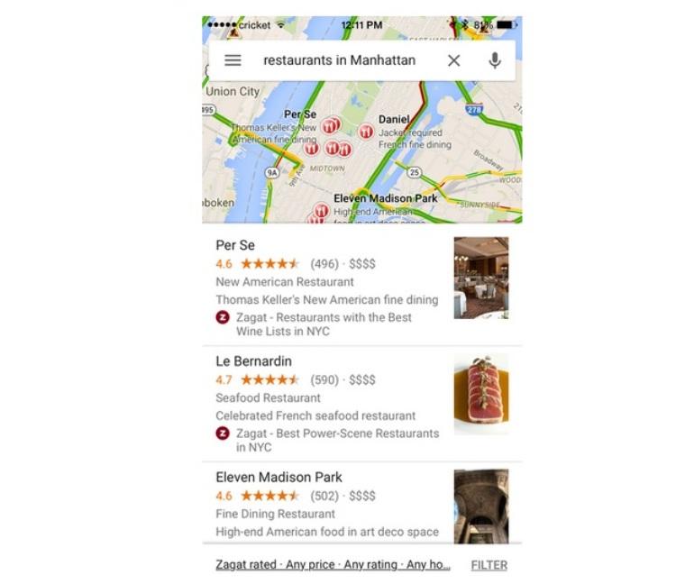 Cách dùng 4 tính năng mới của Google Maps trên IOS - 4
