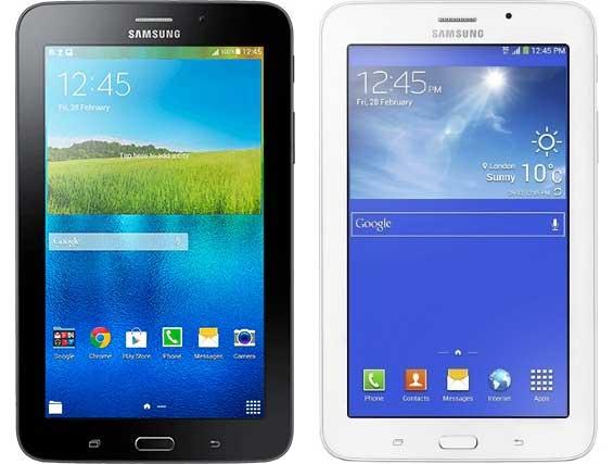 Máy tính bảng Galaxy Tab 3 V giá cực rẻ trình làng - 1