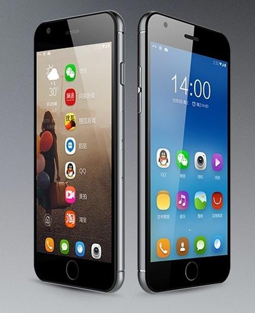 """Điểm mặt những điện thoại """"nhái"""" trắng trợn iPhone 6 - 4"""